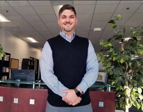 New Principal - Aaron Ritter